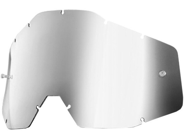 100% Replacement Lenses silver / mirror